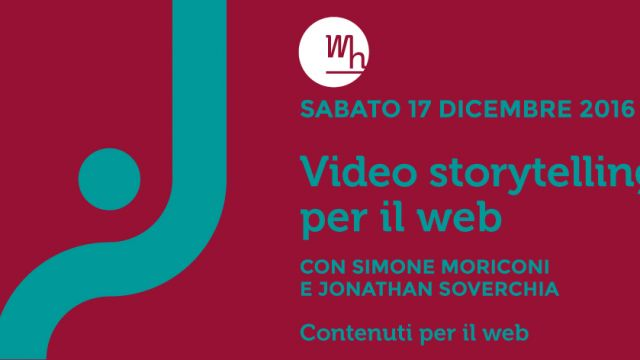 Video Storytelling per il web
