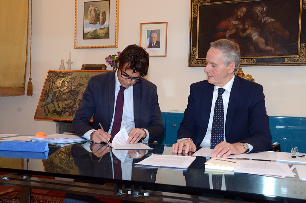 Warehouse firma accordo di collaborazione con l'Università di Urbino